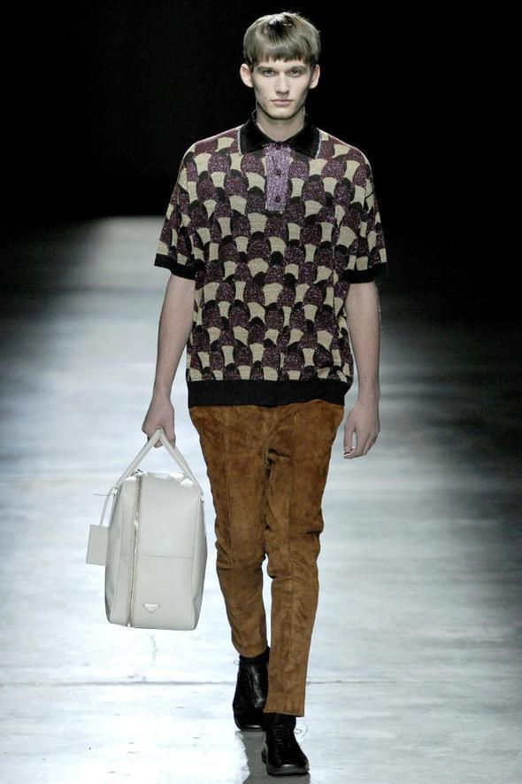 Изображение 45. Milan Fashion Week. Часть 1.. Изображение № 61.