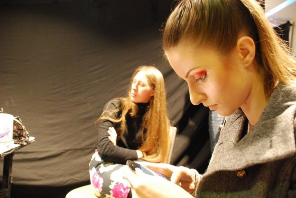 Mercedes-Benz FASHION WEEK KIEV (Backstage). Изображение № 9.