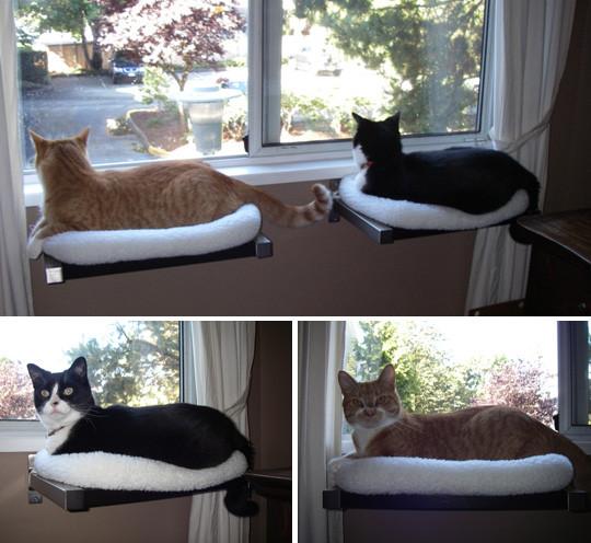 IKEA - интерьер для котов. Изображение № 10.