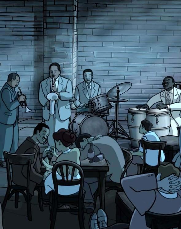 HowTo: как нарисовать джаз. Изображение № 14.