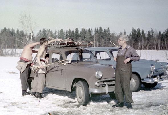 Фотографии из СССР. Изображение № 36.