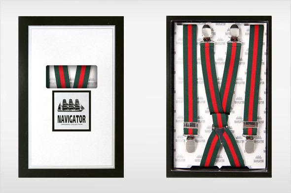 Коллекция подтяжек «Навигатор» от Sevaro Elit . Изображение № 14.