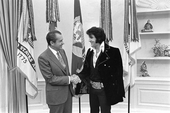 Элвис Пресли vsРичард Никсон. Историческая встреча. Изображение № 8.