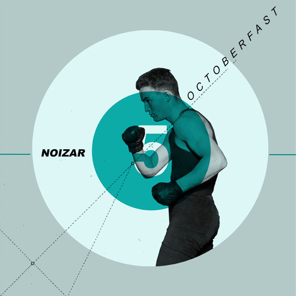 """Octoberfast"" by Noizar (микс для The Wicked Bass). Изображение № 1."