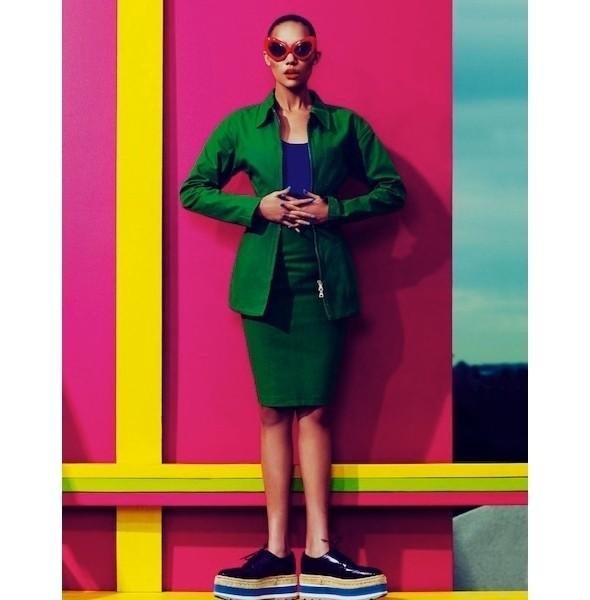 Изображение 1. Съемки: Love, Purple Fashion, Vogue и другие.. Изображение № 7.