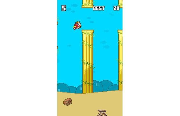 Клоны Flappy Bird возглавили рейтинг приложений App Store. Изображение № 2.