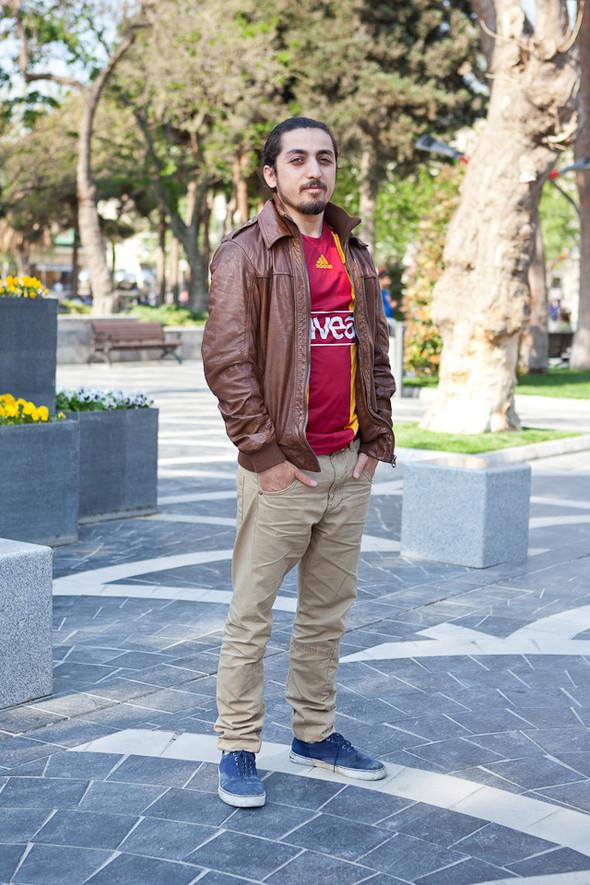 Baku Street Fashion | Spring 2012. Изображение № 37.