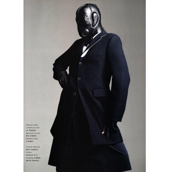 Изображение 9. Новые мужские съемки: Vogue Hommes, GQ и другие.. Изображение № 9.