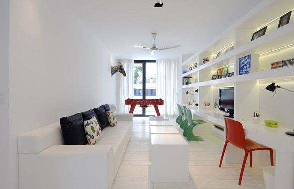 Дом Sotogrande от студии A-cero Architects. Изображение № 15.