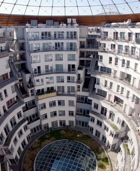Мечты о другой жизни: Архитектура на грани реальности. Изображение № 24.