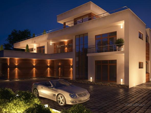 Aurora house. Изображение № 4.