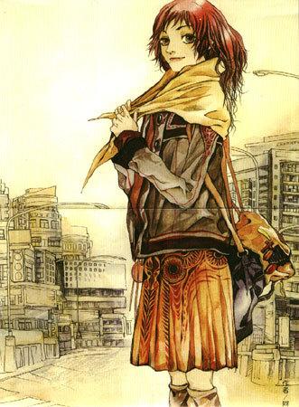 Ктоесть кто– искусство комиксов ииллюстрации вКитае. Изображение № 3.