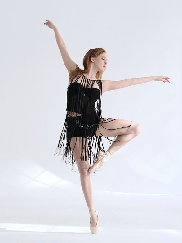Кампания: Балерины для Bliss Lau FW 2011. Изображение № 31.