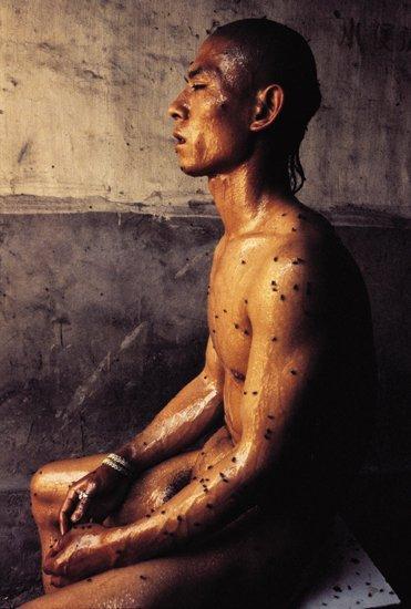 Чжан Хуань – икона современного китайского искусства. Изображение № 1.