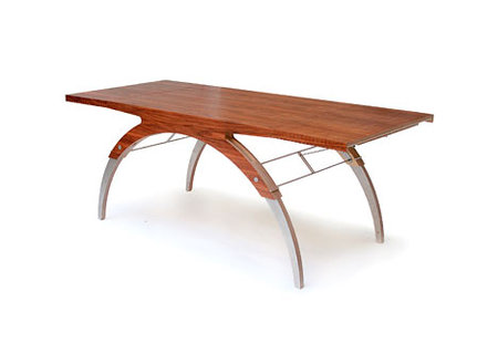 Трансформирующийся столик. Изображение № 3.