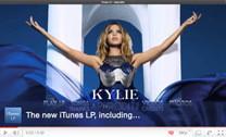 """Kylie tour  """"Aphrodite – Les Folies"""". Изображение № 1."""