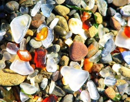 Стеклянный пляж в Калифорнии. Изображение № 7.