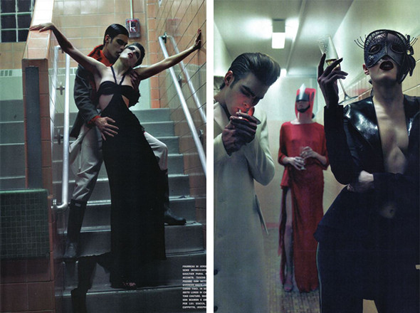 Прямая речь: модель, актриса и художник Рие Расмуссен (часть вторая). Изображение № 10.