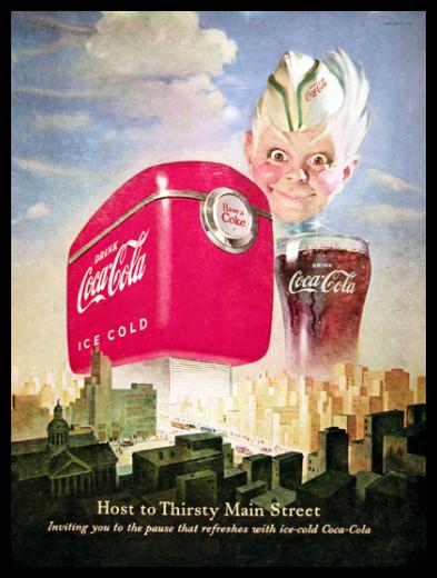 Изображение 39. Coca-cola – История бренда, история рекламы.. Изображение № 39.
