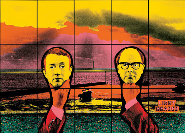 Gilbert & George – Light headed. Изображение № 2.