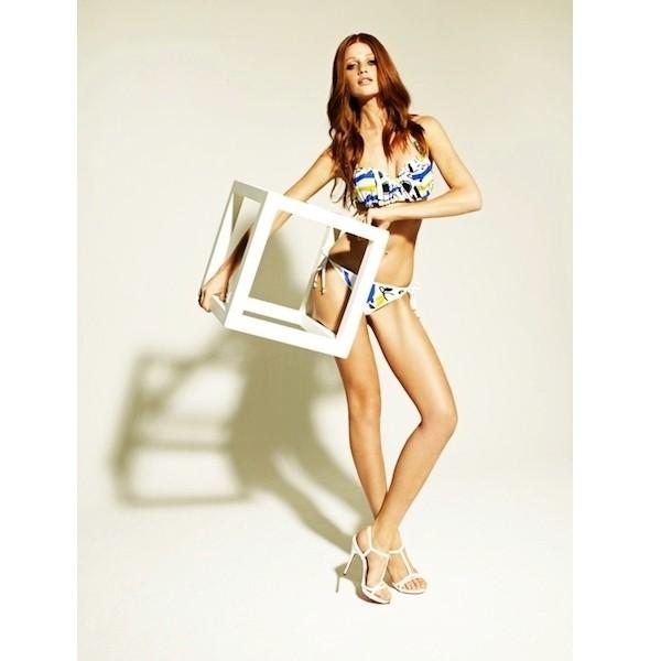 Изображение 19. Рекламные кампании: Calvin Klein White Label, Enrico Coveri и Kenzo.. Изображение № 19.
