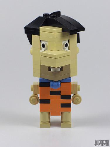 Изображение 7. Lego-герои CubeDude .. Изображение № 7.