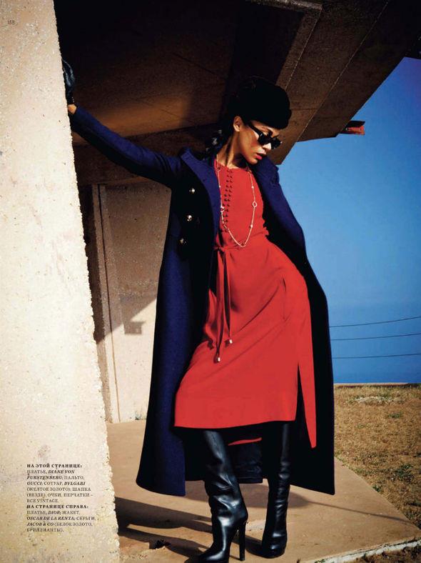 Изображение 10. Съёмки: Harper's Bazaar, Vogue, W и другие.. Изображение № 10.