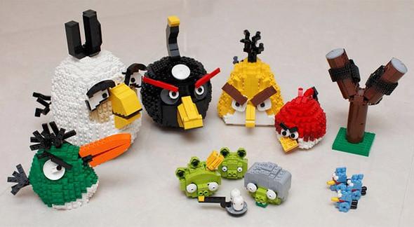 Angry Birds в офлайне: 20 живых примеров. Изображение № 16.