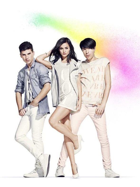 The Misshapes в кампании Fashion Against AIDS. Изображение № 1.