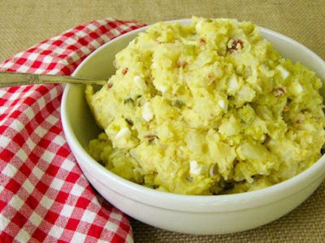 Американец собрал 58,5 тысячи долларов на картофельный салат . Изображение № 1.
