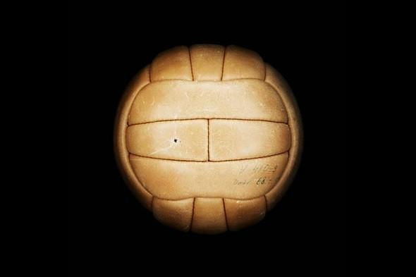 Дизайн футбольных мячей для Чемпионатов мира. Изображение № 7.
