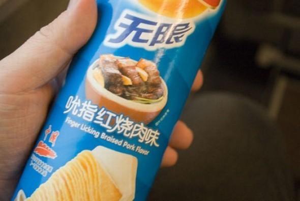 Несъедобное съедобно - какие бывают чипсы. Изображение № 25.