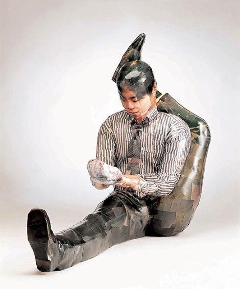 Фотоскульптуры Гвона Осанга. Изображение № 24.