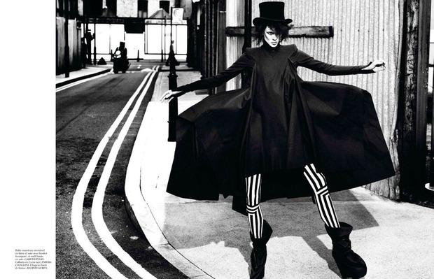 Новые съемки Dazed & Confused, Vogue, i-D и W Magazine. Изображение № 8.