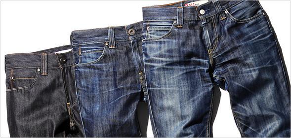 Levis: Imprint. «Быстро стареющие» джинсы Levis. Изображение № 3.