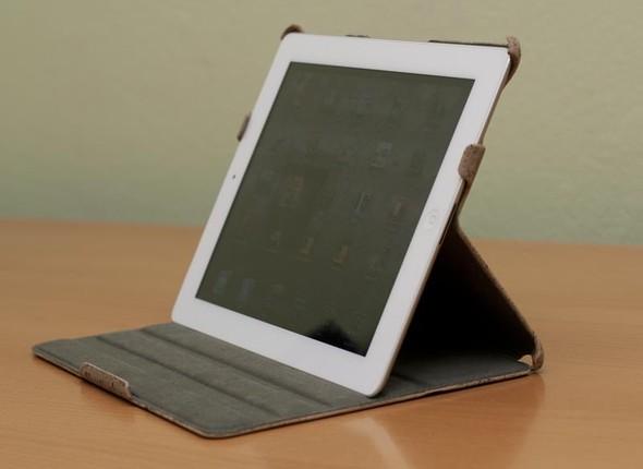 Пробковая защита - задайте стиль вашему планшету. Изображение № 2.