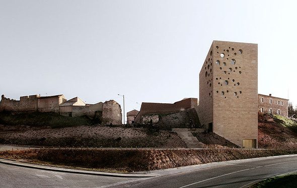 Штаб-квартира Ribera del Duero. Изображение № 2.