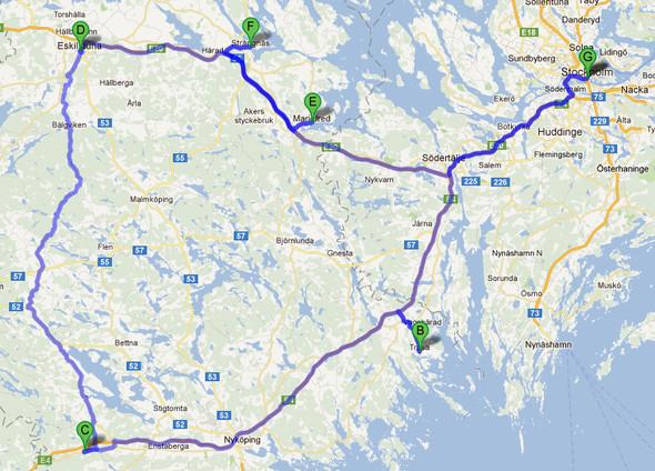Швеция: Церкви, руны и бутик-отели Сёдерманланда. Изображение № 6.