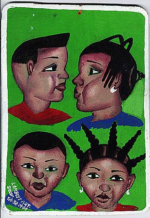 African Hairlooks. Изображение № 9.