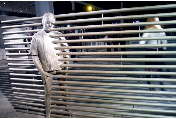 Скульптура Паоло Грассино. Изображение № 88.
