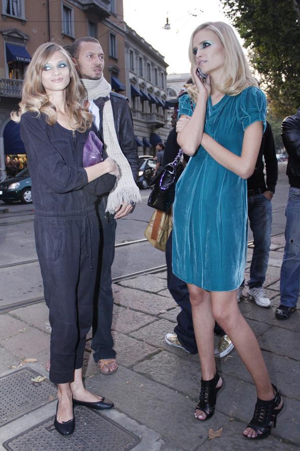 Models street style. Изображение № 31.