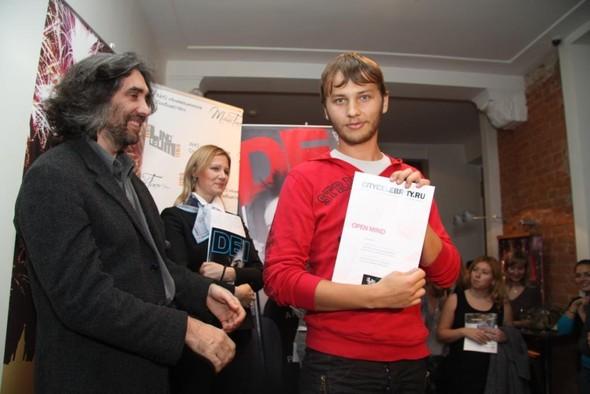 В Москве прошел V Международный фестиваль актуальной анимации и медиа-искусства LINOLEUM. Изображение № 14.