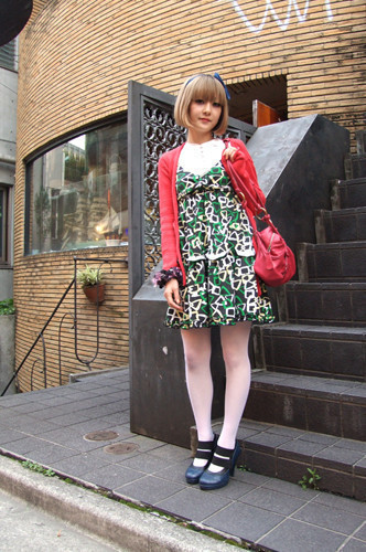 Street fashion from Tokyo. Изображение № 16.