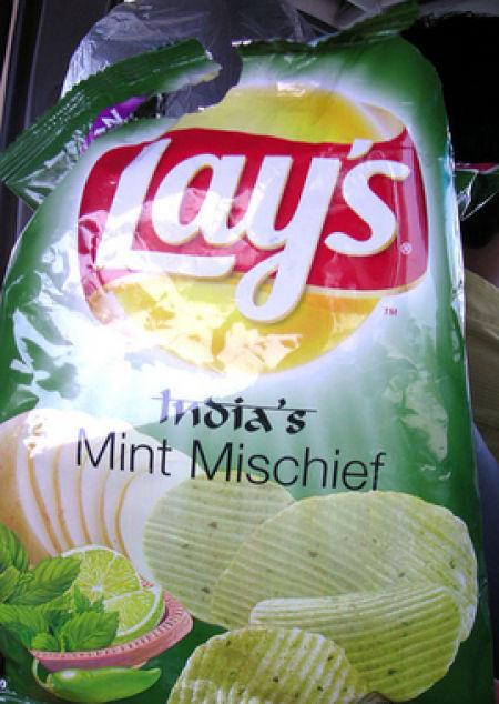 Несъедобное съедобно - какие бывают чипсы. Изображение № 12.