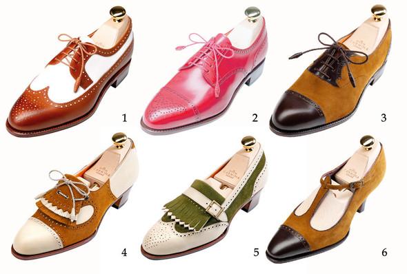 """Классическая обувь от испанских обувщиков """"Carmina Shomaker"""". Изображение № 5."""