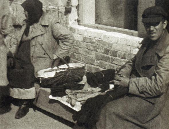 Уличная торговля, 1928 г.. Изображение № 9.