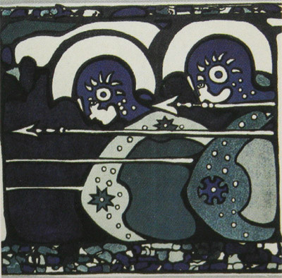 Коллекция работ В.В. Кандинского. Изображение № 65.