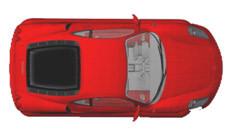 Надувное авто защитит седоков стенами-подушками. Изображение № 3.