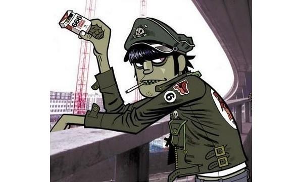 Пиратское радио Gorillaz и трейлеры к альбому. Изображение № 3.