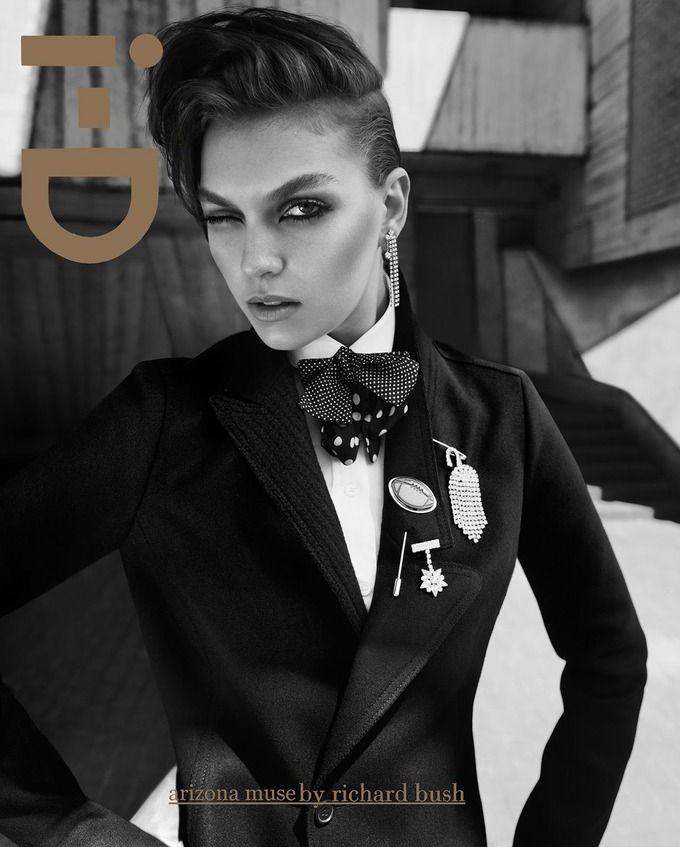 Вышли новые обложки i-D, Vogue, NY Times и других журналов. Изображение № 7.